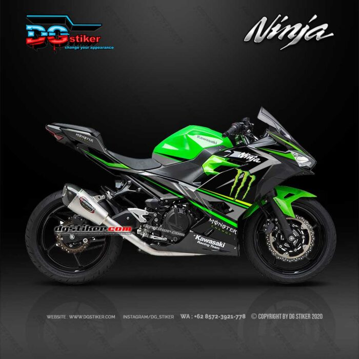 Modif-Grafis-New-Ninja-250-Fi-2018-Green-Black-Monster