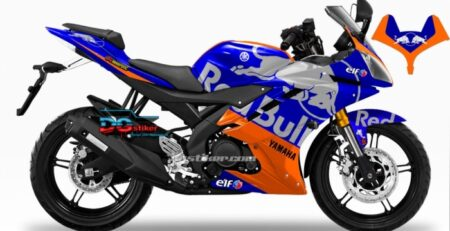 Decal Sticker R15 V2 KTM Tech3 DG Stiker