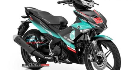 Decal Sticker Mx King New Petronas DG Stiker